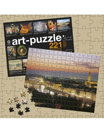 Puzzle 221 - Florence at Dusk