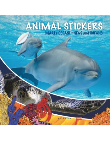 Animal Stickers - Mari e...