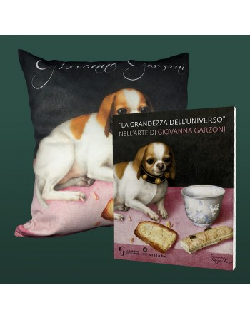 Cuscino + catalogo -...