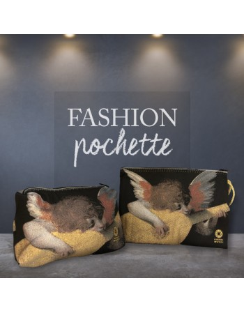 Set of Two Golden Clutch...