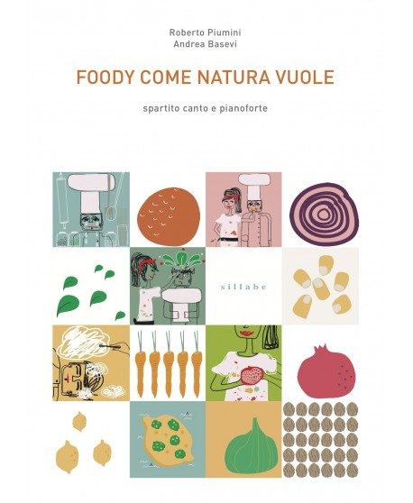 Foody come natura vuole - music