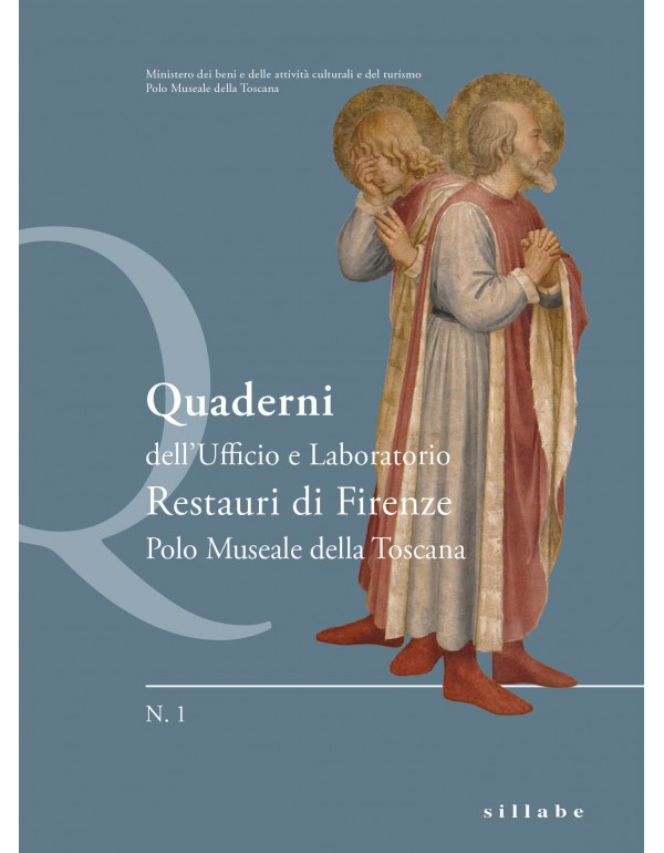 Quaderni dell'Ufficio e Laboratorio Restauri di Firenze